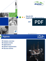 Gas Oil Application Presentation