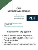 Computer Alded Design