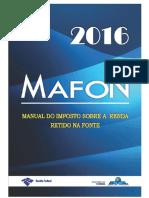 Mafon2016