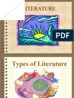 Introduction to Literature & Poetry (Form 1)