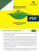 Presentation (Mumbai)-May 2014