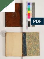 مخطوط باب الوصايا من الفتوحات المكية للشيخ الأكبر ابن عربي