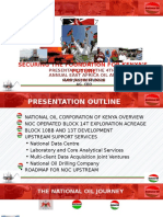 Presentation for the 4th Annual East Africa Oil and Gas Summit 2016 v4
