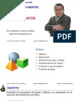 Java Oo - Tema01 - Clases y Objetos