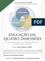Educacao Em Quatro Dimensoes