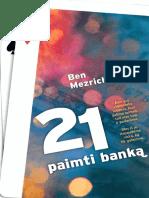 Ben.Mezrich.-.21.paimti.banka - Work for downloading free