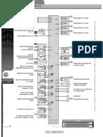 ESQUEMA ELÉTRICO ASTRA 2.0 MPFI ECU M 1.5.2