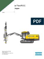 9853683820 FlexiROC T35 Tier3 Spare Parts Catalogue