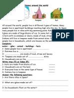 Homes Around World