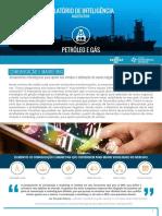 Apresentação SEBRAE Inteligência Setorial - Petróleo e Gás
