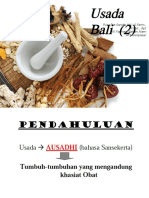 Usada Bali 2