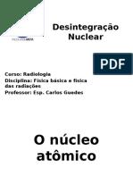 Desintegração Nuclear