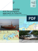 Fishers' knowledge and the ecosystem approach to fisheries