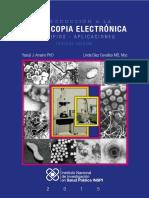 Libro Microscopia Electrónica
