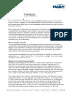 Low vacuum levels.pdf