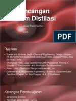 03 Disain Kolom Distilasi