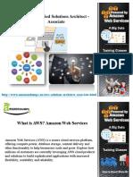 Amazondumps.us Aws solution architect associate pdf   Amazon Web Services