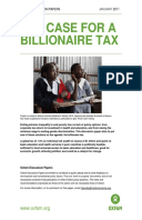 The Case for a Billionaire Tax
