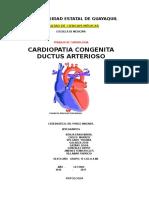 Conducto-arterioso-persistente