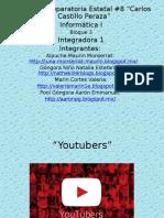 Youtubers-Proyecto