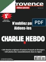 Supplément Charlie Hebdo - 15 01 2015