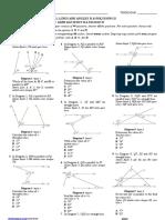 Lines and Angles II & Polygons II