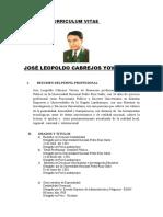 Curriculum Vitae (Corregido)
