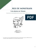 Matadores de Monstruos - Devir