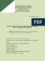 A.- Organización Del Portafolio PDF