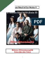 Anonimo - El Asesinato Ritual del Zar Nicolas II.pdf
