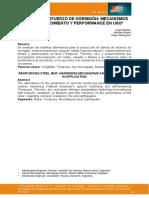 Mecanismos de Endurecimiento y Performance en Uso