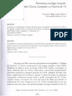 Narrativas Em Fogo Cruzado - Padre Cícero, Lampião e a Guerra de 14. Francisco Regis Lopes Ramos