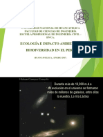 La Biodiversidad Peruana