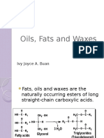Oils, Fats and Waxes.pptx