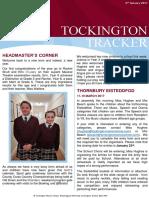 Tockington Tracker 06012017
