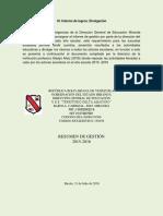 10 Informe de Logros. Divulgación PDF