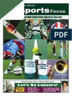 LHS Fall Sports Focus