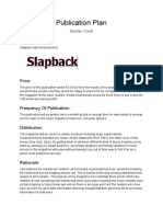 PublicationPlan