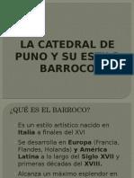 Barroco en Puno