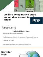 Analise Entre Apache e Nginx