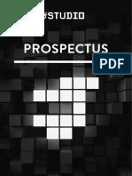 Studio Prospectus 2016 17 Lo Res