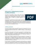 Módulo Político Pedagógico de la Alfabetización Argentina (Módulo 3)