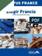 Choisir La France 2017 Español