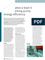 Canada Takes a Lead in Benchmarking Pump Energy Efficiency