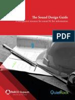 QuietRock Acoustic Fire Design Guide