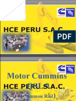Motor Cummis Qsl 9