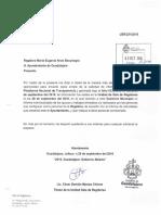 Solicitud Información USR 251 2016
