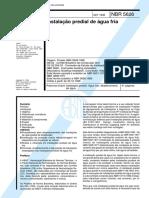 NBR 5626_Instalação predial de água fria.pdf