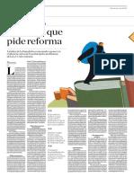 Reforma que pide reforma - El Comercio - María Balarin - 4/1/2017