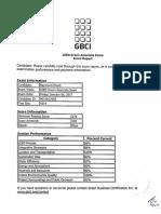 LEED Green Associate Certificate